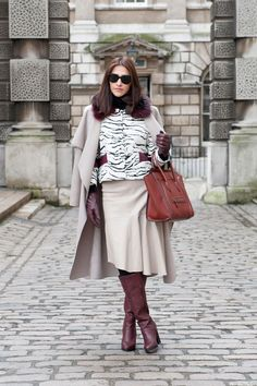 London Fashion Week Street Style Pictures From Fall 2015   StyleCaster