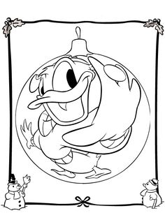 Tegninger til Farvelægning Disney 205