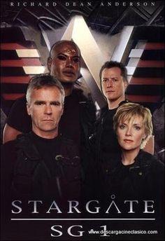 Stargate SG-1 Temp 3 (TV Series 1997–2007) Dual + Subtitulos