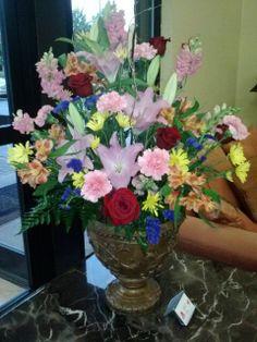 Flowers April 3 rd