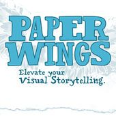 The Paper Wings Podcast by Chris Oatley, Lora Innes & Justin Copeland.  Elevate Your Visual Storytelling.