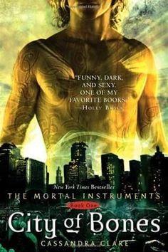 Immortal Instruments series: City of Bones