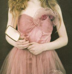 dreamy vintage dress