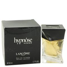 Beauty & Fragrance Hypnose By Lancome Eau De Toilette Spray For Men Constructed so as to deliberately mix the bracing yet soft effects of a fougere (bergamot, lavender, coumarin, geranium, oakmoss. Perfume Diesel, Perfume Bottle, Popular Perfumes, Fragrance Online, Miniature Bottles, Thing 1, Style, Eau De Toilette, Accessories