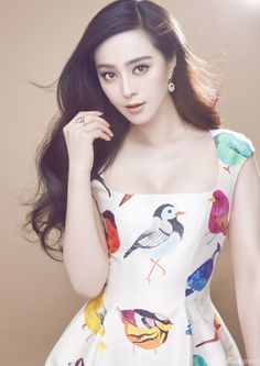 "Looking forward to watching Fan Bingbing in upcoming movie ""Lady in the Portrait,"" where she stars as the (step)Empress Ulanara? There haven't been many promos released yet, so un… Fan Bingbing, Asian Woman, Asian Girl, My Fair Princess, Actress Fanning, Chinese Actress, Asian Fashion, Pretty Woman, Asian Beauty"