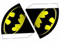 Kit de Batman para imprimir gratis. - Ideas y material gratis para fiestas y celebraciones Oh My Fiesta!