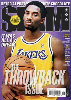 SLAM 190 - Kobe Bryant