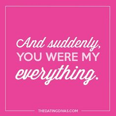 How did you meet your everything? Leave us a comment and let us know! #StrengthenYourMarriage #DatingDivas