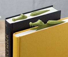 Crocodile bookmark! (Click for price)