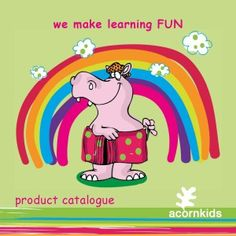 ACORN KIDS BY LAUREN MILLER Early Learning, Fun Learning, Lauren Miller, Acorn Kids, Party Accessories, Pre School, Advertising Ideas, Creative, Party Supply Stores