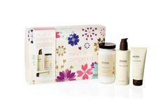 Ahava Gift of Pampering Set by AHAVA. $35.00. Approved for sensitive skin. All items included in set are paraben-free. All items contained in set have been allergy tested. Pamper yourself or someone you love this holiday with the power of dead sea minerals. Ahava's bestselling body products are now gift boxed for the ultimate in body care. Our 100% pure eucalyptus dead sea mineral bath salts hydrate skin and invigorate the senses while mineral hand cream and mineral body lo...