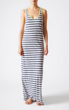 Striped Jersey / Closed #style