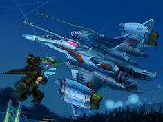 VF-25F Tornado Messiah