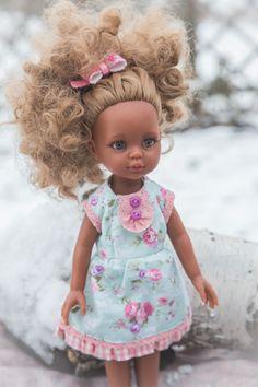Кудряшка Нора в образе клоуна. Подарки. Доставка без оплаты. / Игровые куклы / Шопик. Продать купить куклу / Бэйбики. Куклы фото. Одежда для кукол