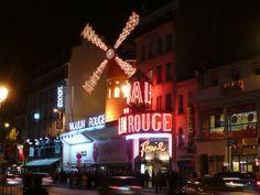 Moulin Rouge - Paris - França