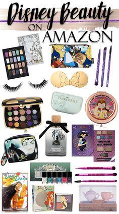 Disney Beauty, Makeup & Tools on Amazon