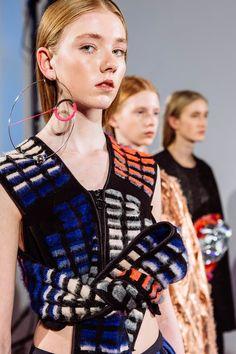 Minki Cheng Autumn/Winter 2016-17 Ready-To-Wear London Fashion Week