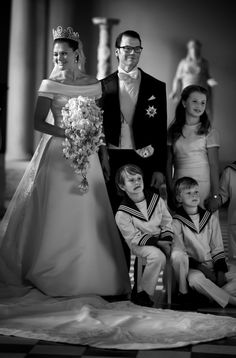 The Wedding of Crown Princess Victoria of Sweden and Daniel Westling 2010 - Kruununprinsessa Victorian ja Daniel Westlingin häät 2010, Photos Paul Hansen