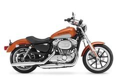 Top 10 Motorcycles for Women Harley-Davidson SuperLow