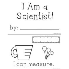 *FREE* Scientist mini-book This mini-book introduces students to basic science vocabulary; sort, measure, observe, record etc. Also included is a mini-book response, perfect for students to take the book home for homework and answer 1st Grade Science, Mad Science, Kindergarten Science, Science Classroom, Science Lessons, Teaching Science, Science For Kids, Classroom Activities, Teaching Resources