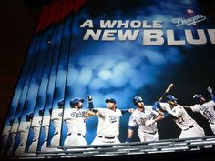 2013 LOS ANGELES DODGERS YEARBOOK (NEW)!!!!