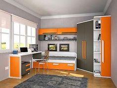 habitacion-juvenil-color-gris-naranja-L-W7Q84X.jpeg (400×300)