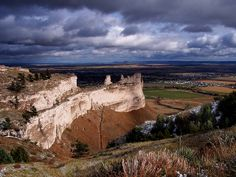 Scotts Bluff, on the Oregon Trail | Flickr - Photo Sharing!