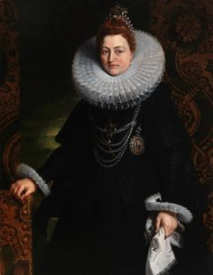 Peter Paul Rubens Flemish, 1577–1640 Portrait of the Archduchess Isabella Clara Eugenia, ca. 1616