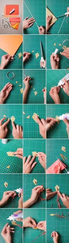 Mini Kite Cake Toppers DIY | Oh Happy Day!