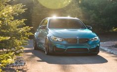 WALLPAPERS HD: BMW M3