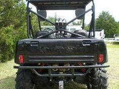 Mud Industries Snorkel for the Kawasaki Teryx