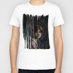 Zazou II Kids T-Shirt by Pia Schneider [atelier COLOUR-VISION] - $20.00 #art #vintage #portrait #woman #graphicdesign #collage #piaschneider #clothing  #tees #teeshirt #dark #kids #kidclothing #kidstee