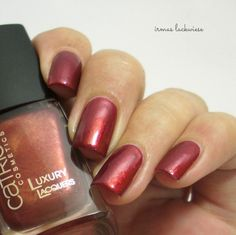 catrice - red notting hill thrill
