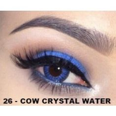 CRYSTAL WATER Contact lenses Colours of the Wind - 1 Year (Pair) #bestcontactlenses #awesomecontactlenses #crystalwater