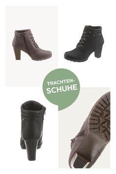 Coole Schuhe für die Wiesn! Und dazu noch bequem, um auf der Bierbank beim Oktoberfest zu tanzen.
