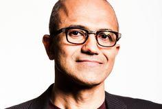 Microsoft names Satya Nadella as CEO