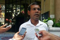 އުމަރުގެ މައްޗަށް ކުރަން ޖެހޭނީ ބަޣާވާތުގެ ދައުވާ: ރައީސް ނަޝީދު  : CNM - Latest Breaking News From Maldives