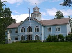 Lotta museo, Tuusula Monuments, Finland, Parks, Map, Mansions, House Styles, Home Decor, Museums, Mansion Houses