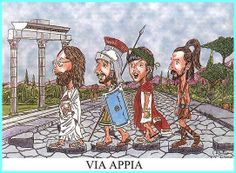 The Beatles, Abbey Road: Via Appia (2002)