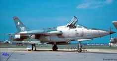 When Republic designed and built the F-105, the aircarft was next in a row of a famous fighter bomber brand, the «Thunder » series. F-105 Thunderchief was also the fifth of the Century Series fighters. So no surprise the Thud was a formidable aircraft in its time.