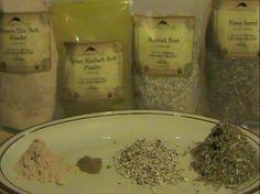 Preparing the Essiac Tea Recipe | Make Your Own Essiac tea