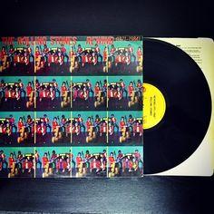 Raritka z Indie #LP #RollingStones #Rewind #rv1984 #TheClassic #Rock #Music #Vintage #Vinyl #India #DumDum Více info: http://www.discogs.com/Rolling-Stones-Rewind-1971-1984/release/2668671