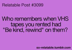 I remember that!