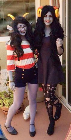 hella feferi and aradia cosplay • feferi on instagram at seafoamsorceress