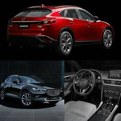 """14 Suka, 1 Komentar - AutoVision Auto Concierge (@autovisionautoleasing) di Instagram: """"#Mazda #CX4 is a sharp crossover Hope it is coming here to the states soon"""""""