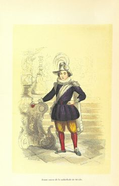 Image taken from page 470 of 'L'Espagne pittoresque, artistique et monumeatale. Mœurs, usages et costumes, par MM. M. de Cuendias et V. de F...