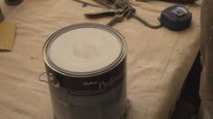 How To Open A Paint Can - Easiest way to open a can of paint. Paint Cans, Coffee Maker, Tableware, Easy, Painting, Videos, Youtube, Coffee Maker Machine, Coffeemaker