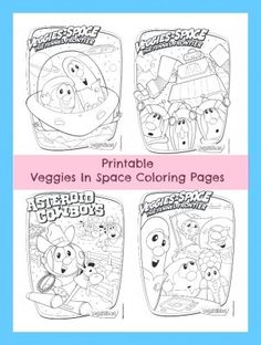 VeggieTales Pistachio A Little Boy That Woodn't Veg-O-Rama ...