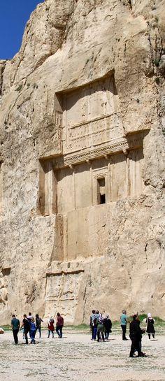 Achaemenid tombs of Naqsh-e Rustam, Iran