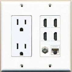 ethernet cable outlet - Google Search